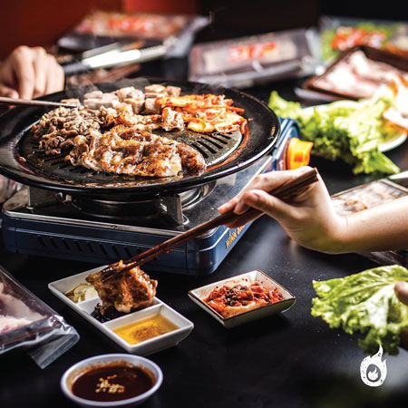Rekomendasi Restoran All You Can Eat di Jakarta - Pochajjang Korean BBQ