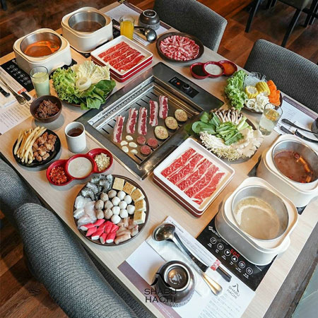 Rekomendasi Restoran All You Can Eat di Jakarta - Shabu Hachi