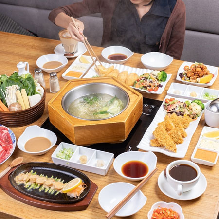 Rekomendasi Restoran All You Can Eat di Jakarta - Shabu2House