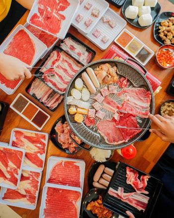 Rekomendasi Restoran All You Can Eat di Jakarta - Simhae