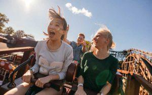 Roller Coaster Paling Ekstrim dan Menakutkan di Dunia