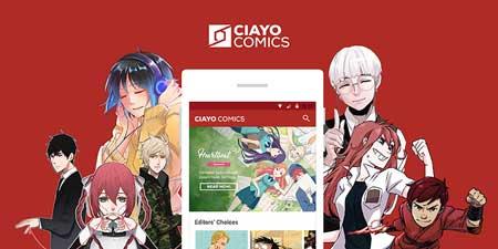 Situs Baca Komik Bahasa Indonesia Gratis Terbaik - CIAYO Comics