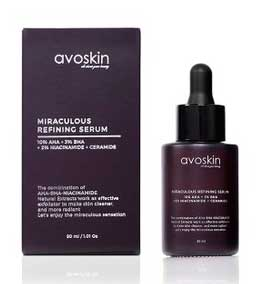 Skincare Untuk Kulit Kering - Avoskin Miraculous Refining Serum