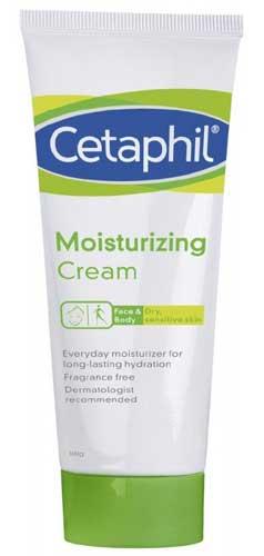 Skincare Untuk Kulit Kering - Cetaphil Moisturizing Cream