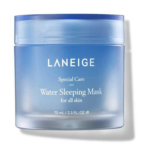 Skincare Untuk Kulit Kering - Laneige Water Sleeping Mask