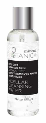 Skincare Untuk Kulit Kering - Mineral Botanica Micellar Cleansing Water