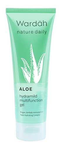 Skincare Untuk Kulit Kering - Wardah Hydrating Aloe Vera Gel