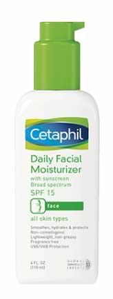 Skincare Untuk Remaja - Cetaphil Daily Facial Moisturizer Lotion Spf15