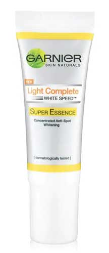 Skincare Untuk Remaja - Garnier Light Complete White Speed Super Essence