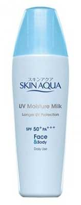 Skincare Untuk Remaja - Skin Aqua UV Moisture Milk