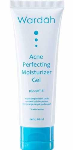 Skincare Untuk Remaja - Wardah Acne Perfecting Moisturizer Gel