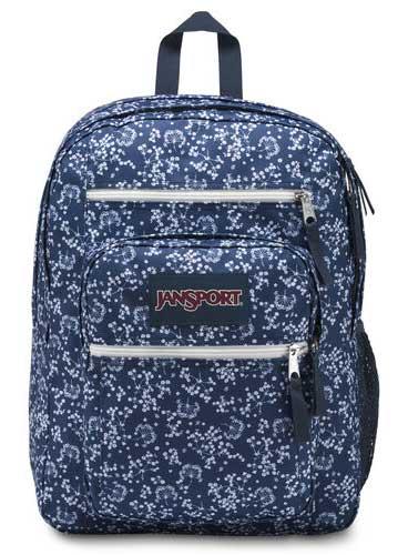 Tas Kuliah Wanita Yang Bagus - JanSport Big Student Backpack