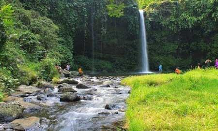 Tempat Wisata Di Purwokerto Terbaru Dan Paling Hits - Air Terjun Baturaden Gandatapa