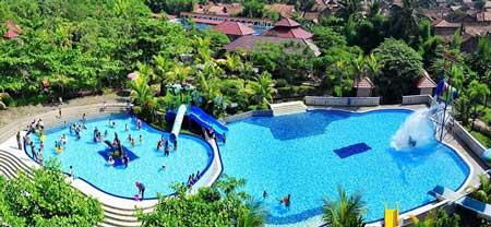 Tempat Wisata Di Purwokerto Terbaru Dan Paling Hits - Dreamland Waterpark Ajibarang