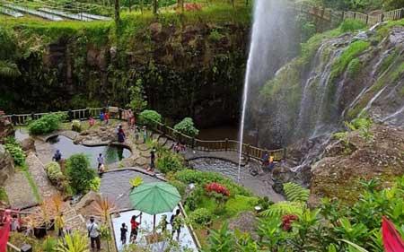 Tempat Wisata Di Purwokerto Terbaru Dan Paling Hits - Kebun Raya Baturraden