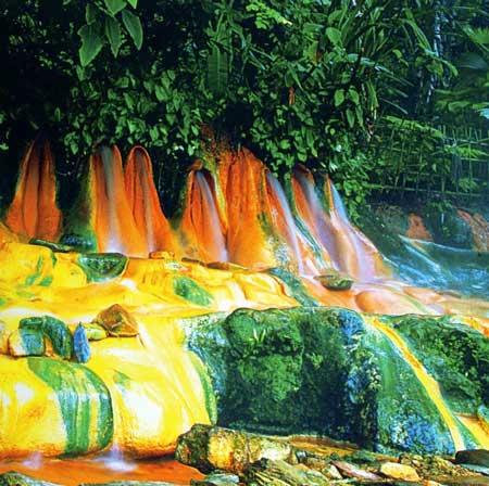 Tempat Wisata Di Purwokerto Terbaru Dan Paling Hits - Pancuran Pitu