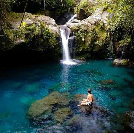 Tempat Wisata Di Purwokerto Terbaru Dan Paling Hits - Telaga Sunyi