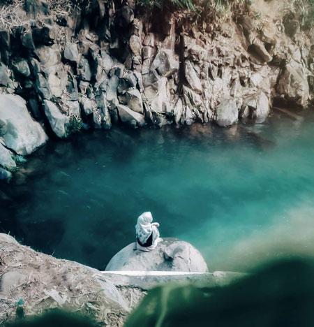 Tempat Wisata Purwakarta - Sungai Cidomas