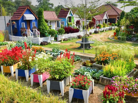 Tempat Wisata Purwakarta - Urban Farming