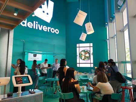 Tempat Wisata Singapura Terbaru 2020 Yang Lagi Hits - Deliveroo Food Market