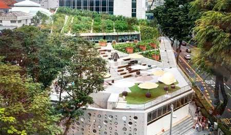 Tempat Wisata Singapura Terbaru 2020 Yang Lagi Hits - Design Orchard