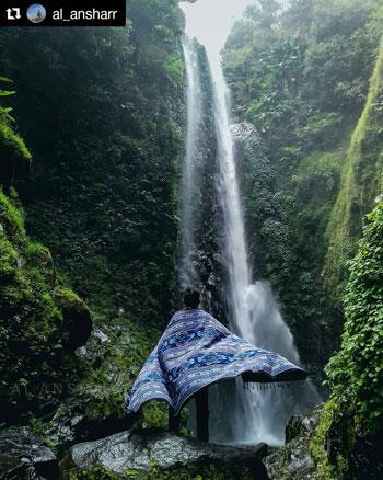 Tempat Wisata Tegal Terbaru Yang Menarik Untuk Dikunjungi - Curug Cantel