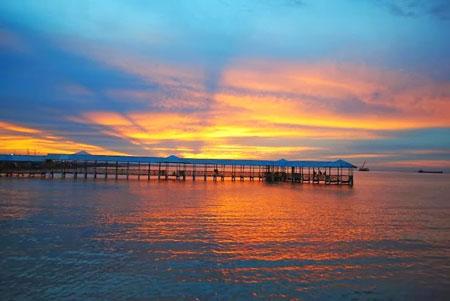 Tempat Wisata Tegal Terbaru Yang Menarik Untuk Dikunjungi - Pantai Alam Indah