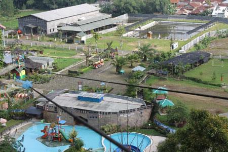 Tempat Wisata Tegal Terbaru Yang Menarik Untuk Dikunjungi - Sulaku Bumijawa Park Tegal