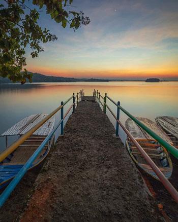 Tempat Wisata Tegal Terbaru Yang Menarik Untuk Dikunjungi - Waduk Cacaban