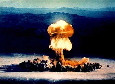 Tragedi Ledakan Terbesar Dan Terparah Di Dunia - Ledakan K-T