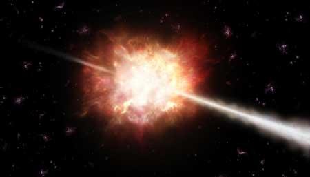 Tragedi Ledakan Terbesar Dan Terparah Di Dunia - Ledakan Sinar Gamma