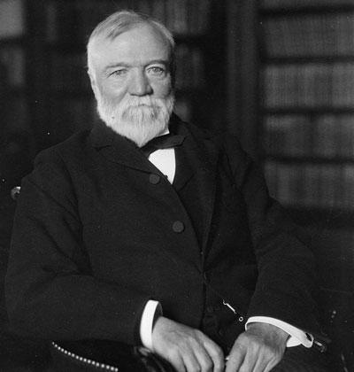 10 Orang Terkaya di Dunia Sepanjang Masa - Andrew Carnegie