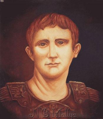 10 Orang Terkaya di Dunia Sepanjang Masa - Augustus Caesar