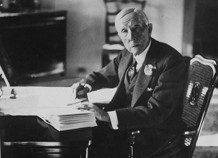 10 Orang Terkaya di Dunia Sepanjang Masa - John D Rockefeller
