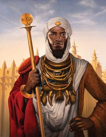 10 Orang Terkaya di Dunia Sepanjang Masa - Mansa Musa