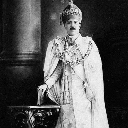 10 Orang Terkaya di Dunia Sepanjang Masa - Mir Osman Ali Khan