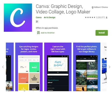 Aplikasi Pembuat Logo Terbaik di Android - Logo Maker - Logo Creator, Generator & Designer