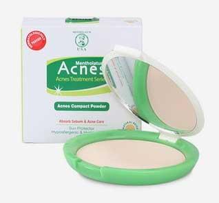 Bedak Untuk Kulit Sensitif - Acnes Compact Powder