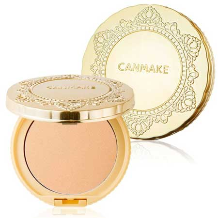 Bedak Untuk Kulit Sensitif - Canmake Marshmallow Finish Powder