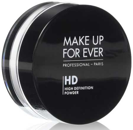 Bedak Untuk Kulit Sensitif - Make Up For Ever HD Microfinish Powder