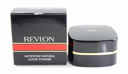 Bedak Untuk Kulit Sensitif - Revlon Microfine Loose Powder