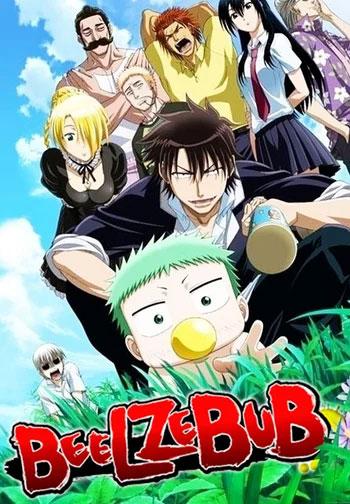Daftar Anime Komedi Terlucu - Beelzebub