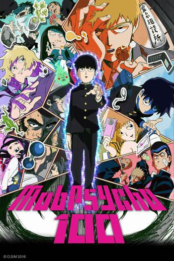 Daftar Anime Komedi Terlucu - Mob Psycho 100