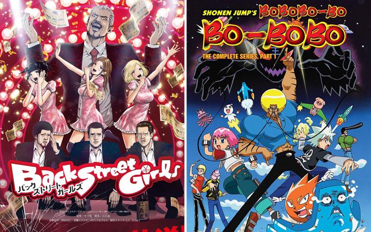 Daftar Anime Komedi Terlucu