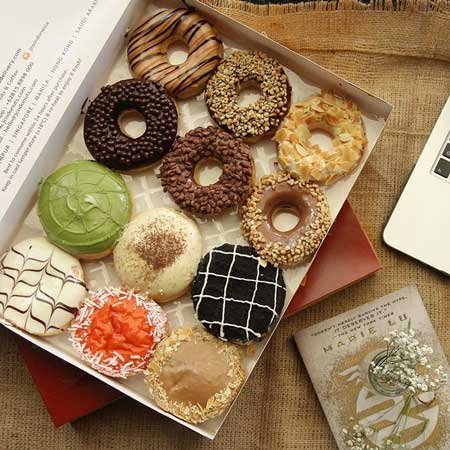 Daftar Menu JCO Lengkap Dengan Harganya - Donuts