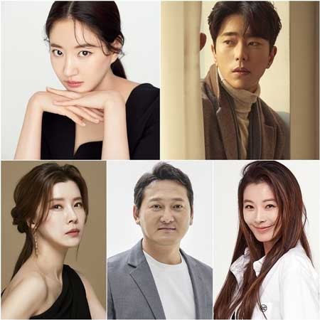 Drama Korea Bulan Oktober 2020 - Get Revenge