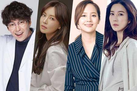 Drama Korea Bulan Oktober 2020 - Penthouse