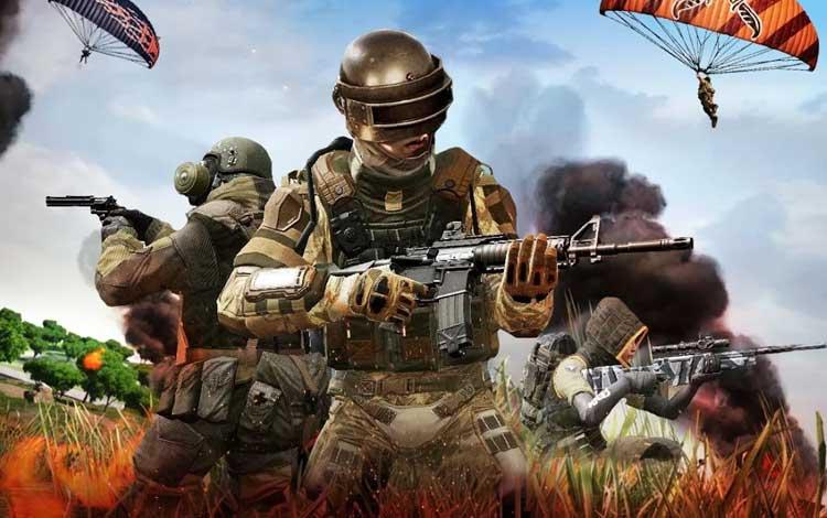 Game FPS Terbaik Di HP Android
