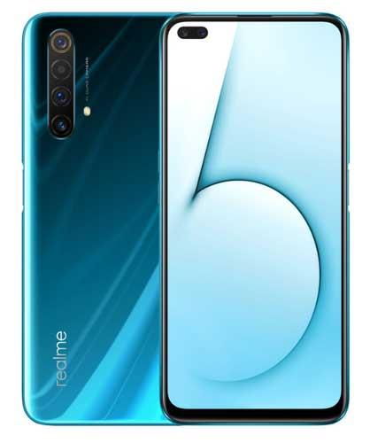 HP Realme Terbaru 2020 - Realme X50 5G