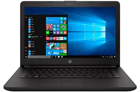 Laptop HP terbaik 2020 - HP 14-BS743TU